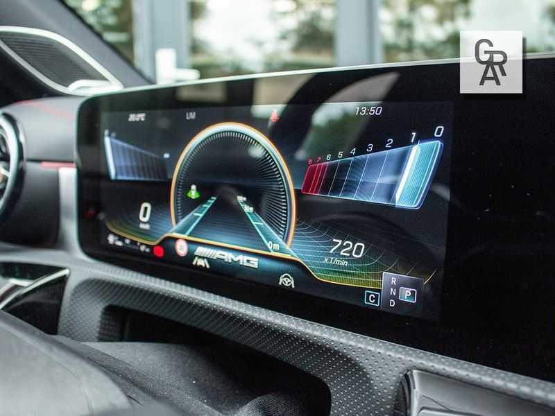 Mercedes-Benz CLA35 AMG klasse CLA35 AMG 4MATIC Premium Plus afbeelding 22