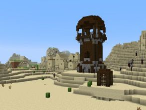 Minecraft pillager outpost seed