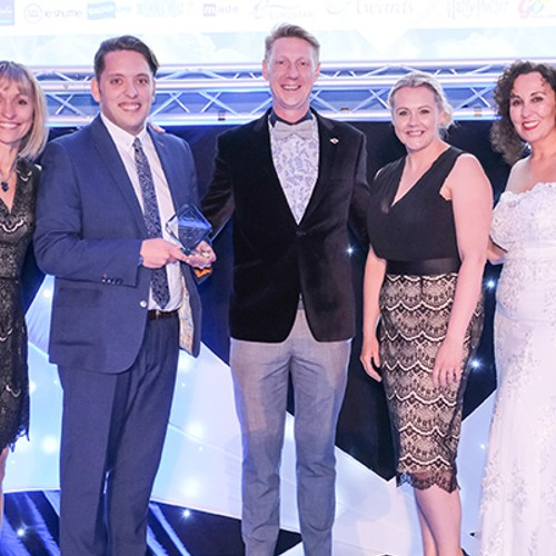 Potters Resort scoops 'Best Holiday Park for Groups' Award