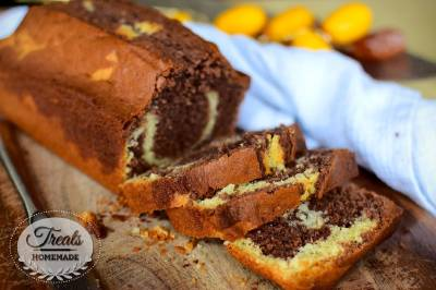 Marbré Cake