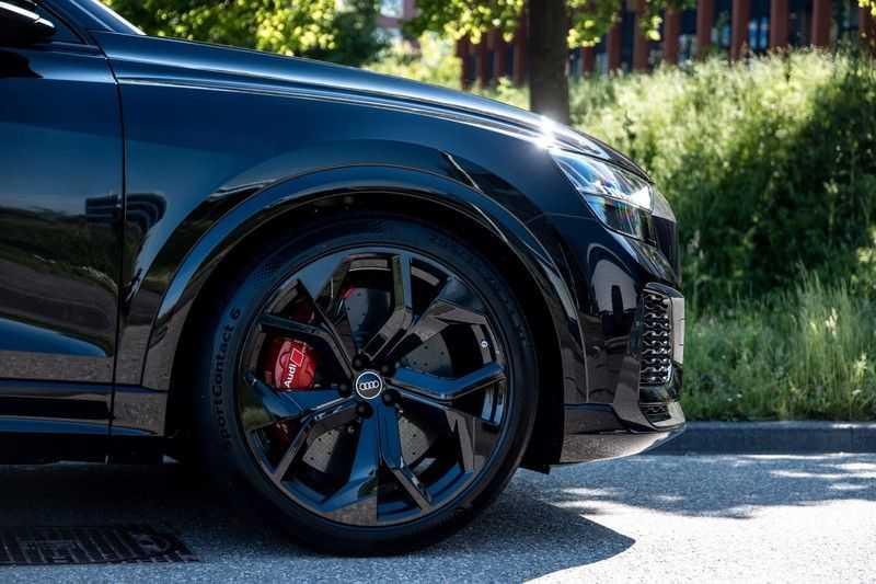 Audi RSQ8 4.0 TFSI RS Q8 quattro RS Dynamic+ designpakket   Carbon Package   360 camera   B&O Advanced   Pano   Beschikbaar vanaf Augustus 2021!! afbeelding 5