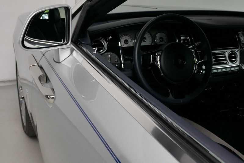 Rolls-Royce Dawn 6.6 V12 Teakdeck afbeelding 14