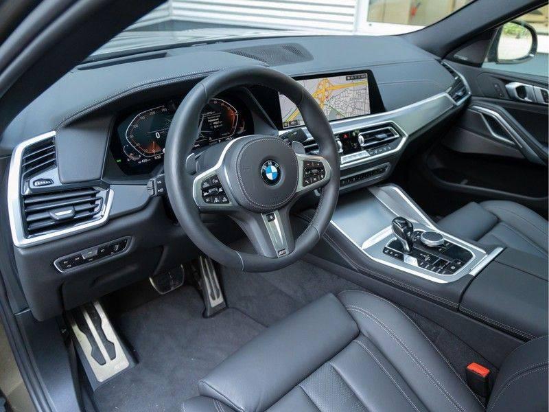 BMW X6 xDrive40i High Executive - M-Sport - Trekhaak - Head-up - Driving Ass Prof afbeelding 12