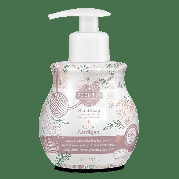Cozy Cardigan Hand Soap