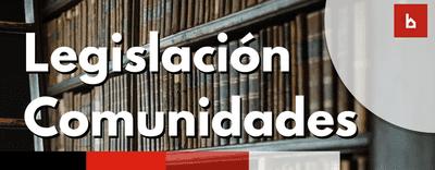 Legislación para Comunidades de Propietarios