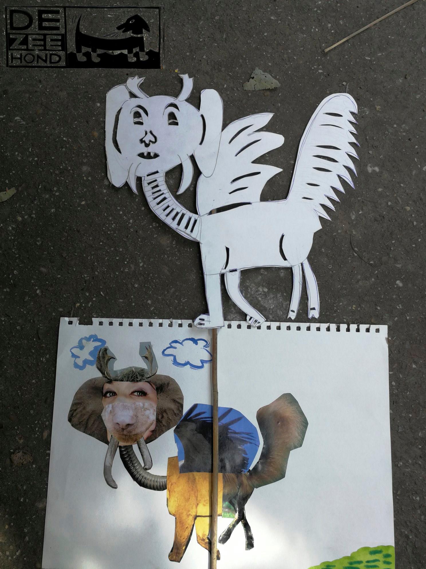 foto collage en shaduwpop