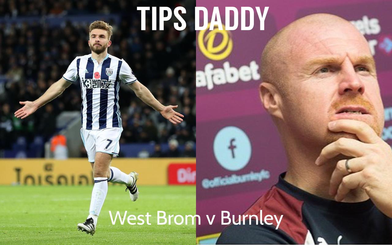 West Brom vs Burnley Betting Tips
