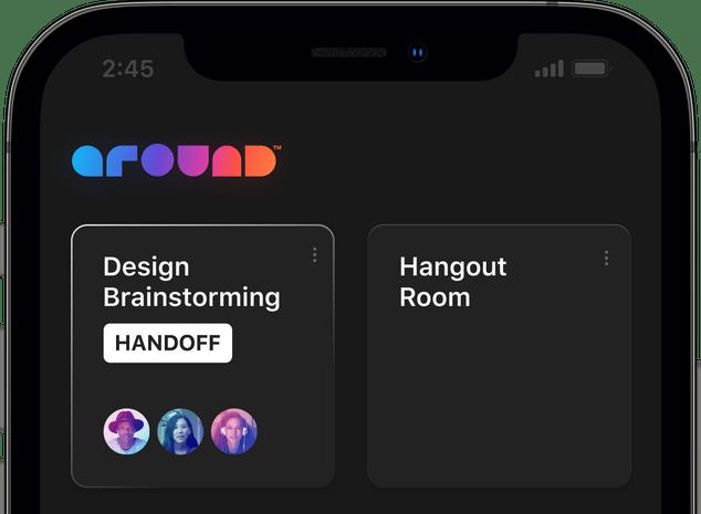 Audio rooms