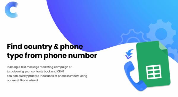 PhoneWizard Screenshot - Mobile or Landline
