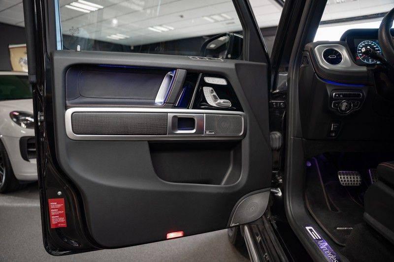 Mercedes-Benz G-Klasse G 500 AMG Line Burmester Night pakket Massagestoelen afbeelding 20