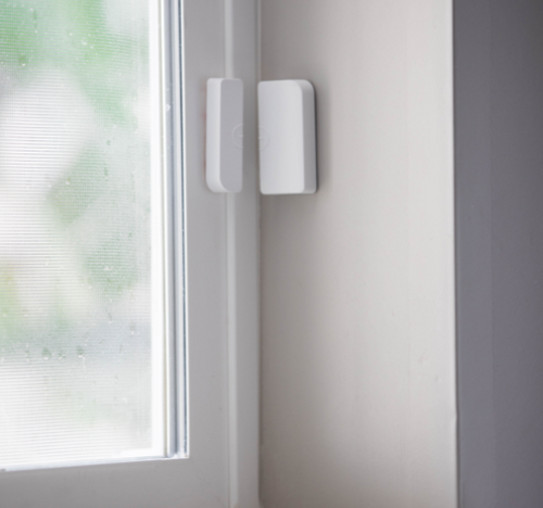Motion Sensor on Wall