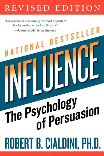 The cover of Influence