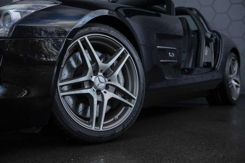 Mercedes-Benz SLS Coupé 6.3 AMG B&O afbeelding 20