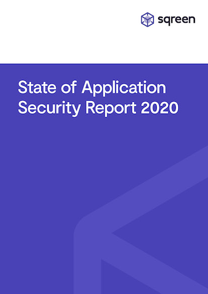 State of application security report 2020 cover