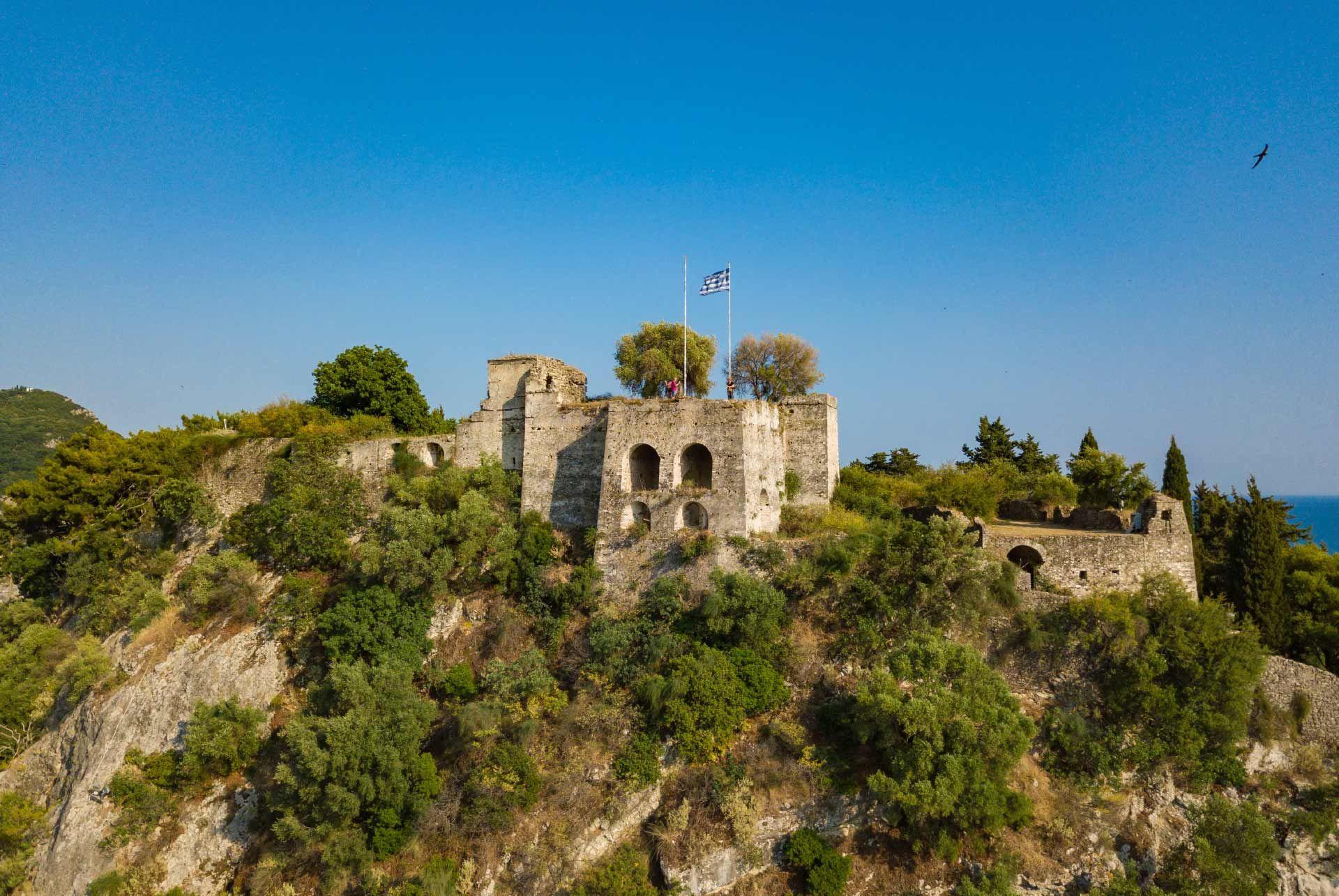 Venetian Castle Parga