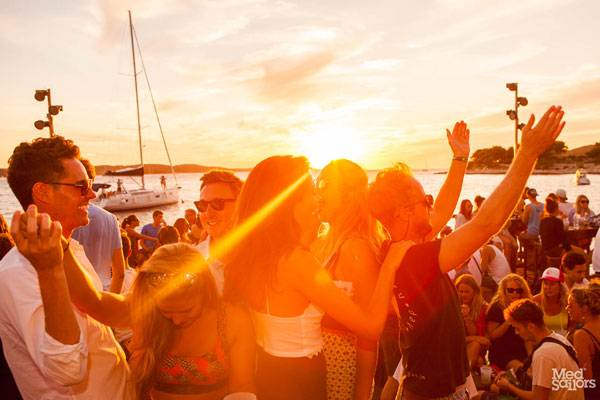 Nightlife Guide for Croatia Sailing Holidays
