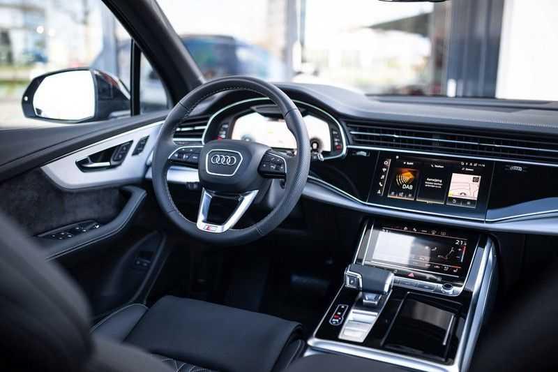 "Audi Q7 55 TFSI E Hybride Quattro *S-Line / 22"" / B&O 3D / Pano / HUD / Laser* afbeelding 4"