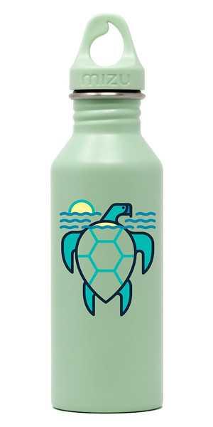 SEA TURTLE Mizu 500ml Bottle - Limited Edition
