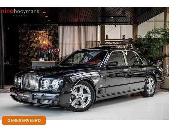 Bentley Arnage 6.8 V8 T (recent voor 20.000,- onderhouden)