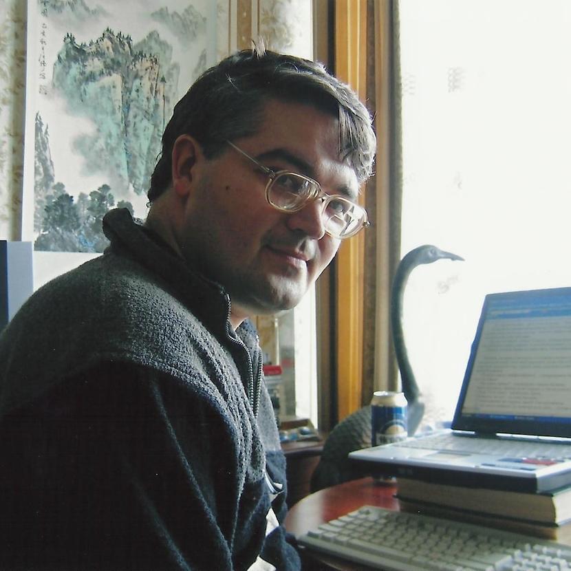 Алексей Винокуров. Фото изличного архива