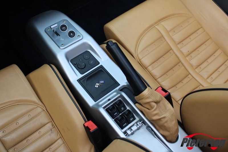 Ferrari 360 3.6 V8 Spider F1 Automaat Leder *Nette staat* afbeelding 17