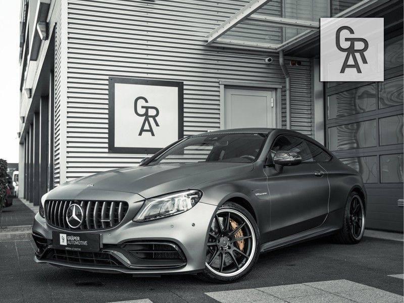 Mercedes-Benz C-Klasse C63 S AMG-klasse 63 AMG S afbeelding 1