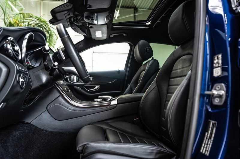 Mercedes-Benz GLC Coupé 43 AMG 4MATIC | Burmester | Memory | Head Up-Display | Stoelverwarming V+A afbeelding 14