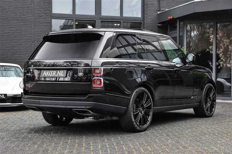 Land Rover Range Rover P400 3.0-V6 AUTOBIOGRAPHY BLACK PACK NP.193K afbeelding 20
