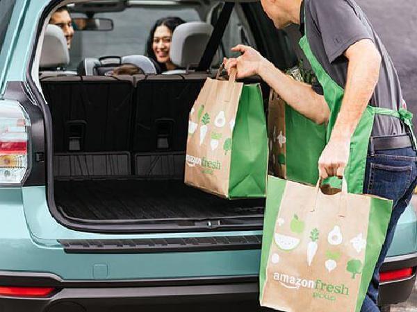 아마존, 식품.주류사업 본격 진출