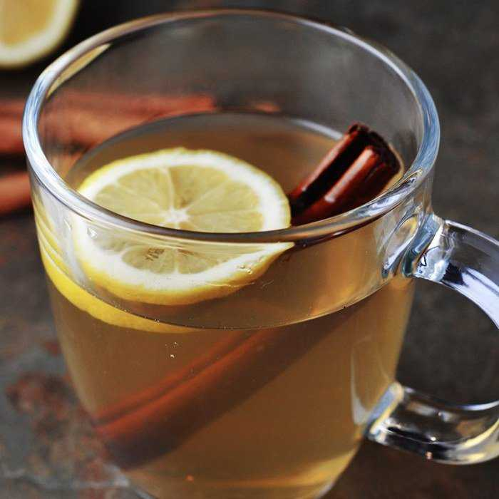 Rum Toddy Cocktail