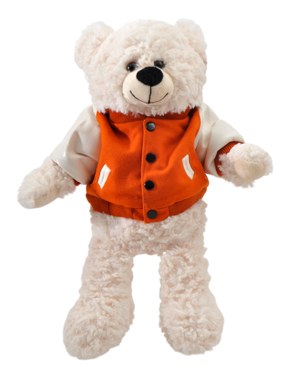 "The Petting Zoo: 12"" Scruffy Bear"