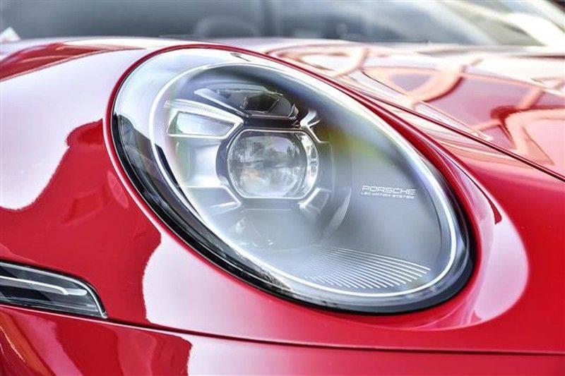 Porsche 911 4S CABRIO 4WSTURING+ST.KOELING+SP.CHRONO NP.218K afbeelding 12