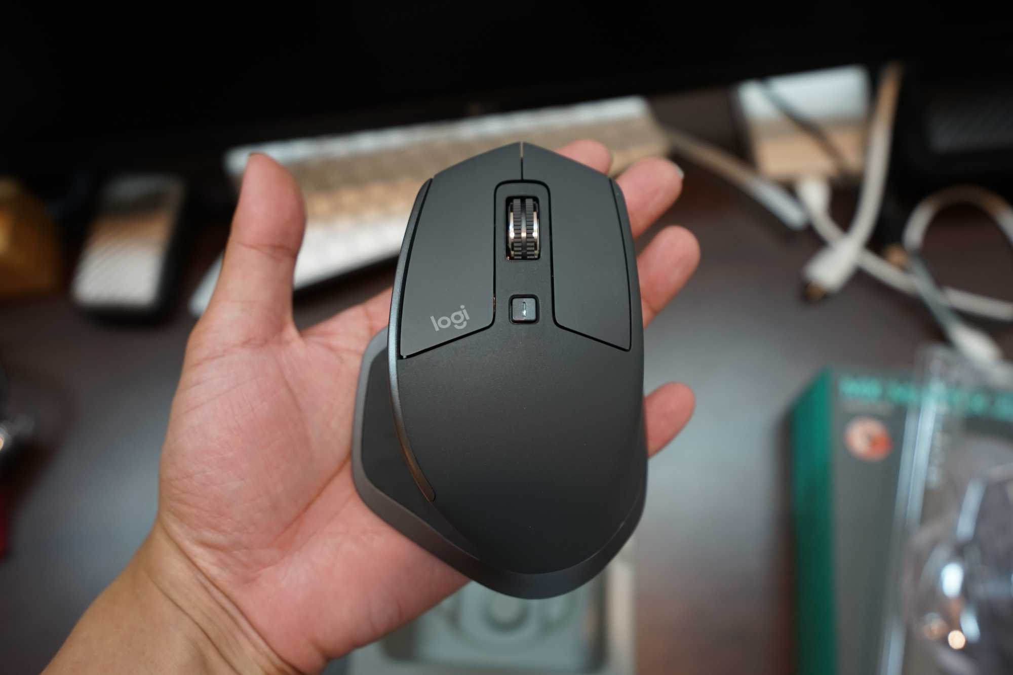 Logitech MX Master 2S Top