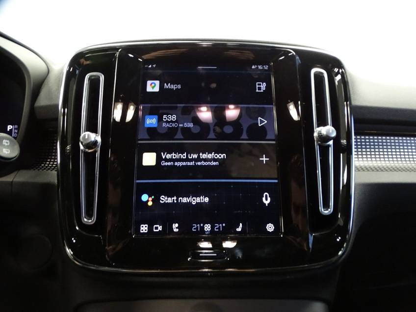 Volvo XC40 Recharge P8 AWD R-Design   prijs ex.btw 56900,-   8% bijtelling direct leverbaar! *tot 24 maanden garantie (*vraag naar de voorwaarden) afbeelding 13