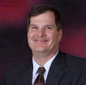 portrait of Randy Rhine