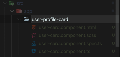 Renaming an Angular Component