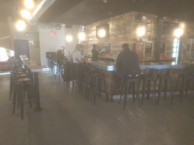 Lost Shoe's Downtown Marlborough taproom