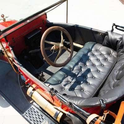 Ford Model T Convertible 1911 4