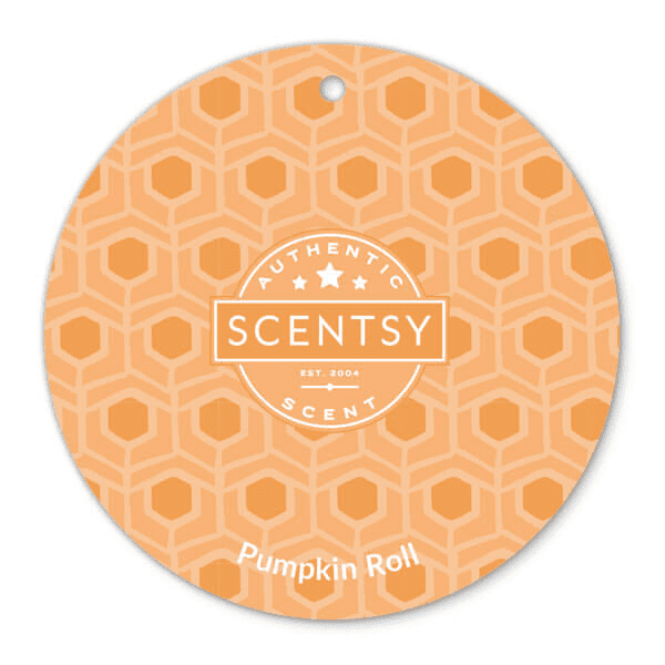 Pumpkin Roll Scent Circle