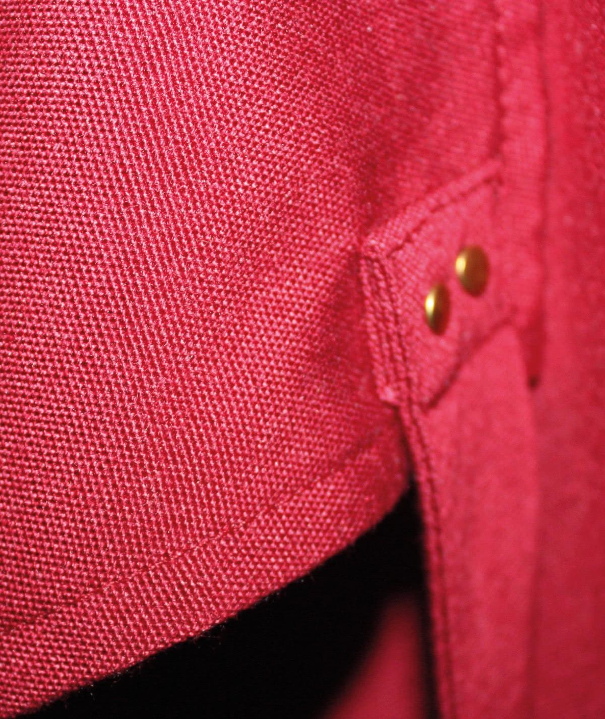 Aurelia applique des techniques de couture avancées