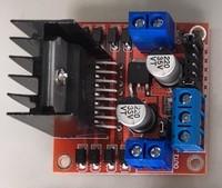 L298N (ドライバモジュール)