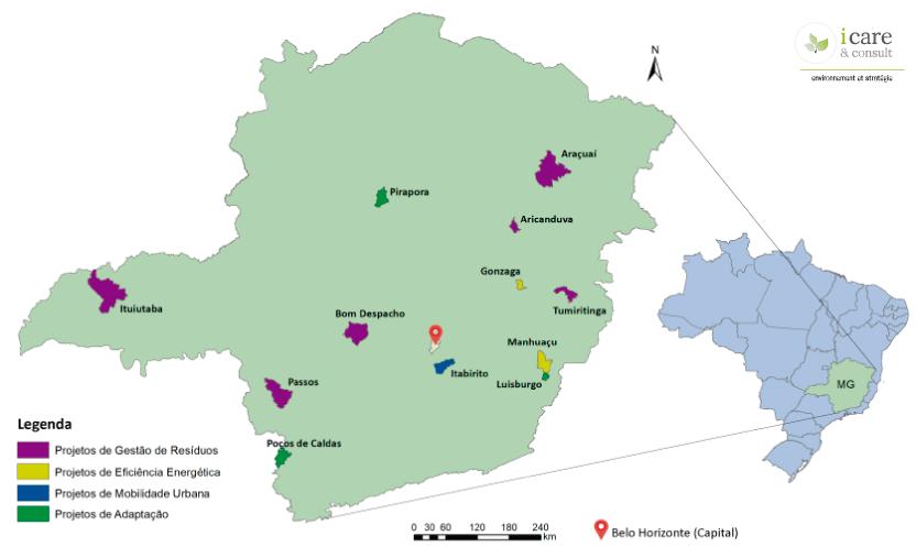 Imagem representando o caso de sucesso de I-Care - Cooperação Técnica Agência Francesa de Desenvolvimento (AFD) e BDMG