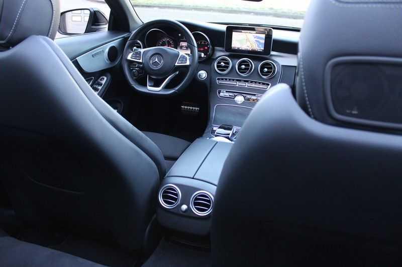 Mercedes-Benz C-Klasse Cabrio 300 AMG Cabriolet afbeelding 5