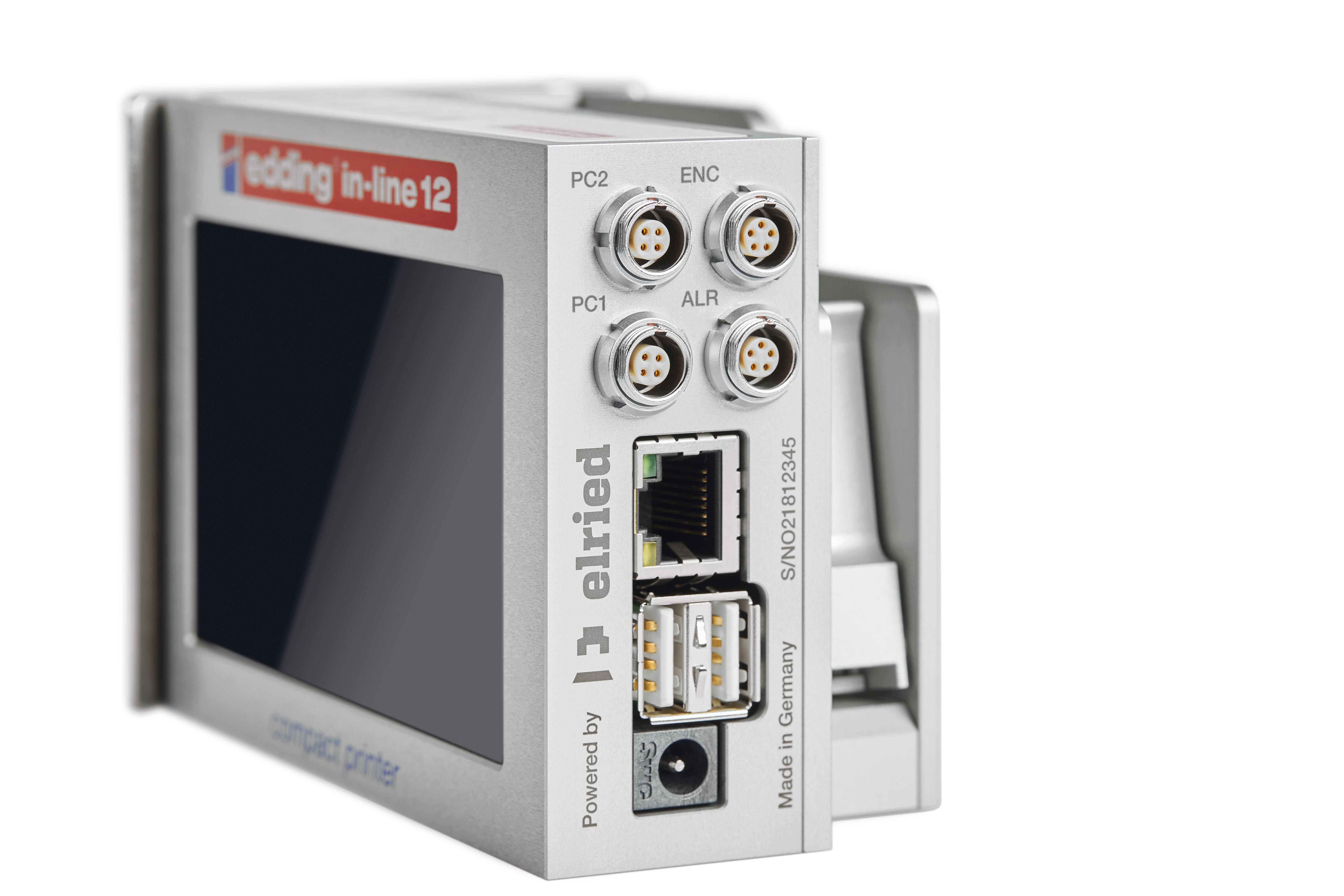 edding Drucker Inline-Industrie 4.0
