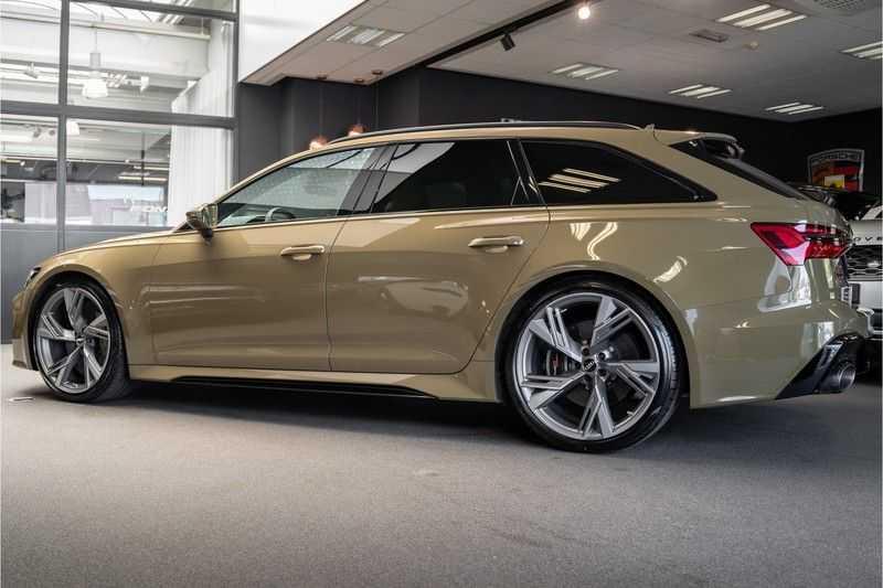 Audi RS6 Avant Exclusive Keramisch Akrapovic B&O High End RS 6 TFSI quattro afbeelding 8