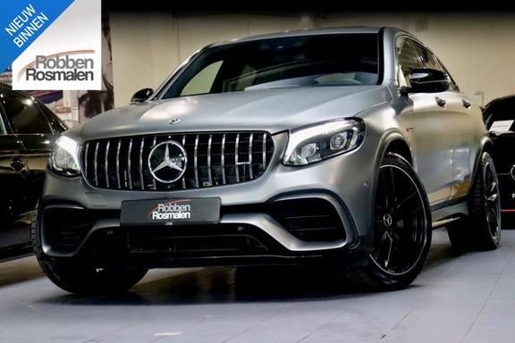 Mercedes-Benz GLC 63 S Coupe AMG EDITION 1/Keramisch/Matgrijs/Kuipstoelen/Carbon/ Performance sportuitlaat