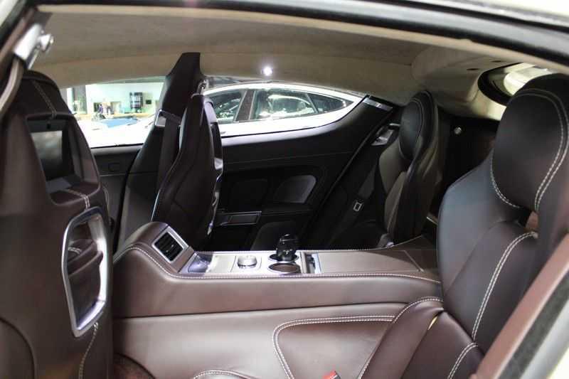 Aston Martin Rapide 6.0 V12 afbeelding 9