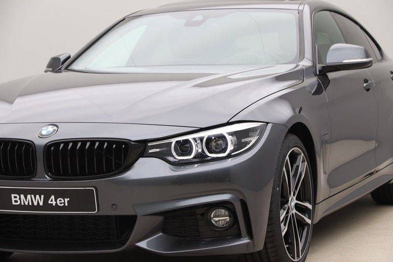 BMW 4 Serie Gran Coupé 420i High Executive M-sport afbeelding 20