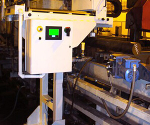 Surface Inspection of Square Billets with the temate RB-S HMI-small
