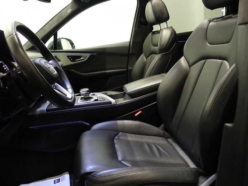 Audi Q7 3.0 TDI e-tron 374pk Quattro Sport S-Line Aut- Panodak, Bose, Leer, Camera, Virtual Cockpit afbeelding 22